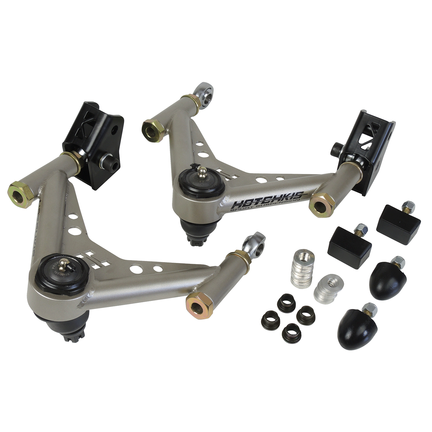 "New ""ON CAR ADJUSTABLE"" Dodge B&E Body Geometry Corrected Tubular Upper A-Arms"