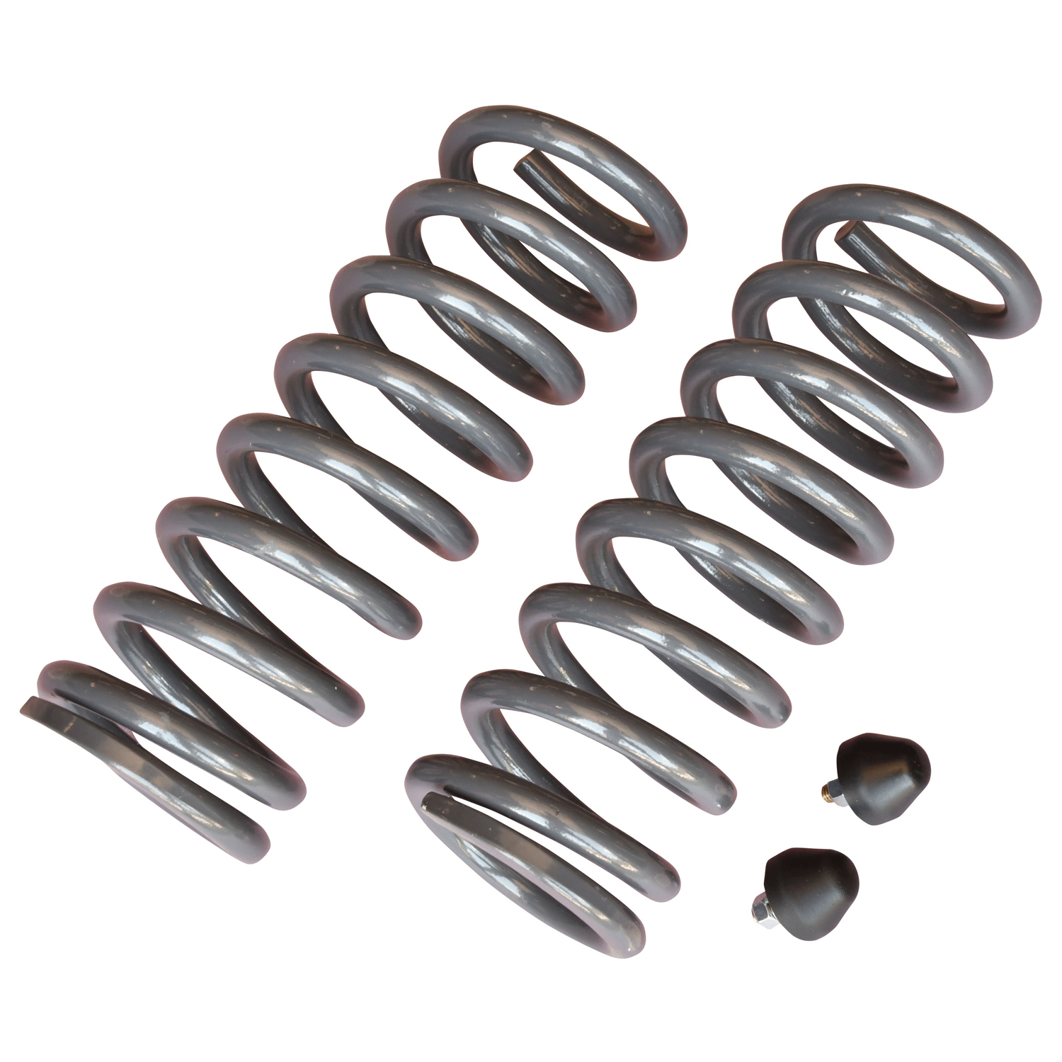 1967-1972 GM A-Body Front Lowering Coil Springs 2 in. Drop (Big Block)