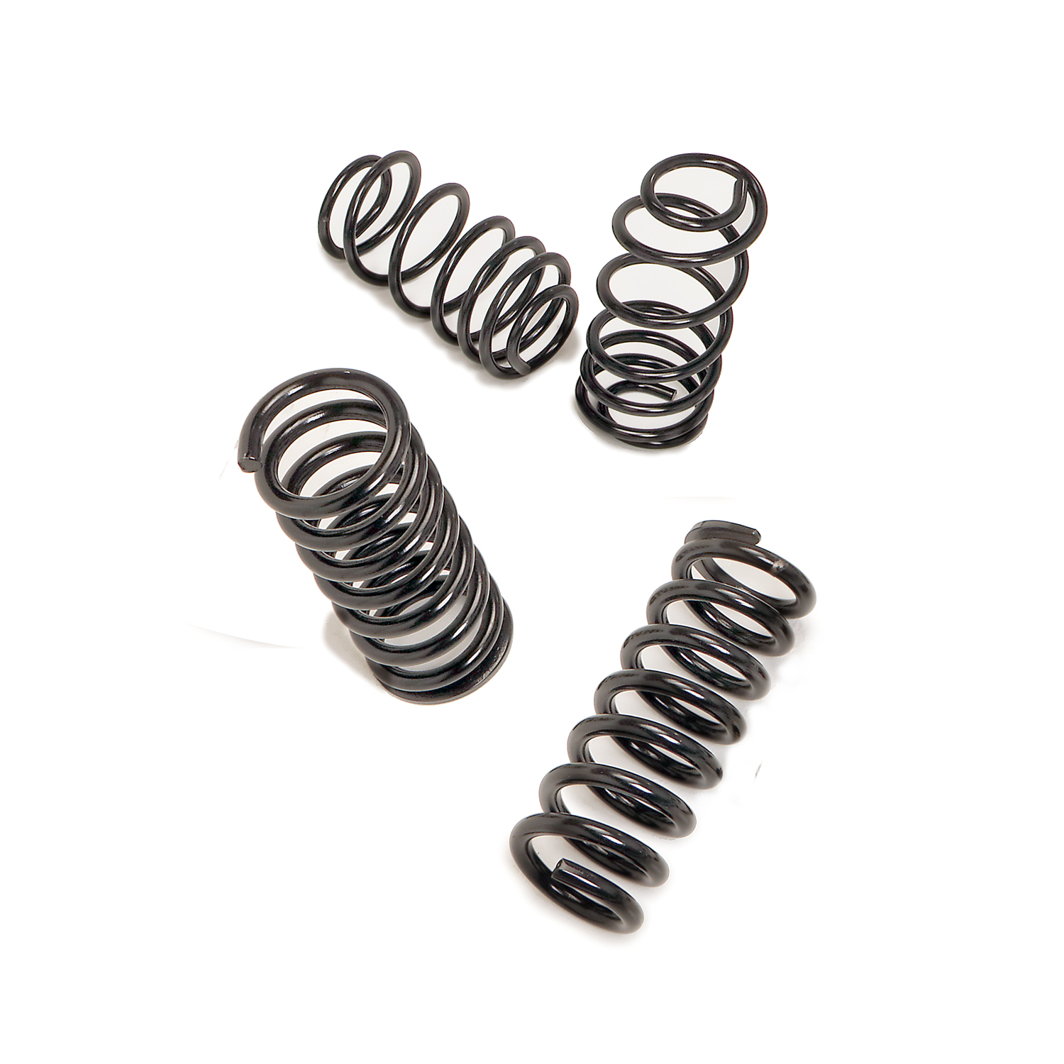 1965 – 1966 Ford Galaxie Front and Rear Coil Springs By Hotchkis