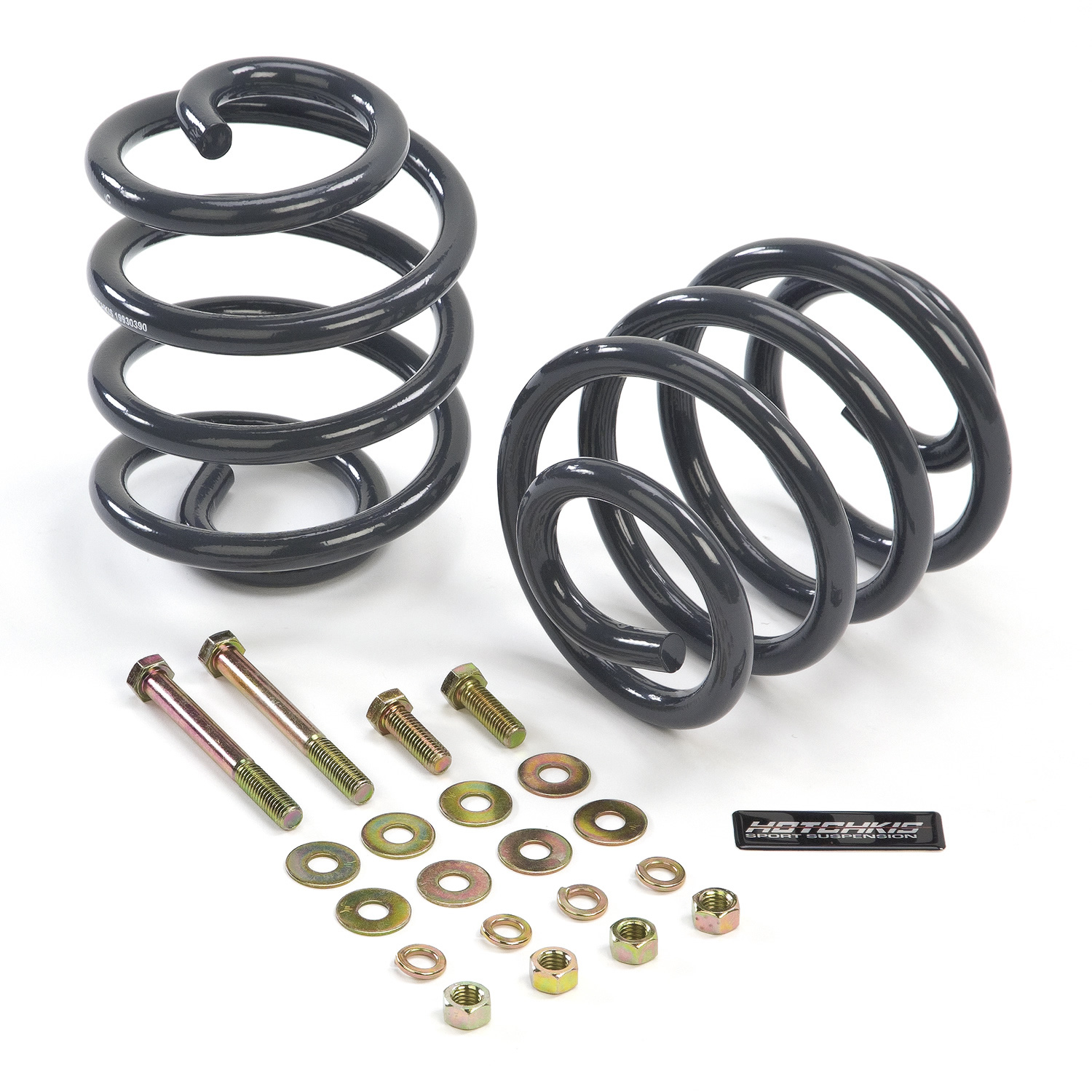 1967-72 Chevy C-10 Pickup Rear Sport Coil Springs from Hotchkis Sport Suspension