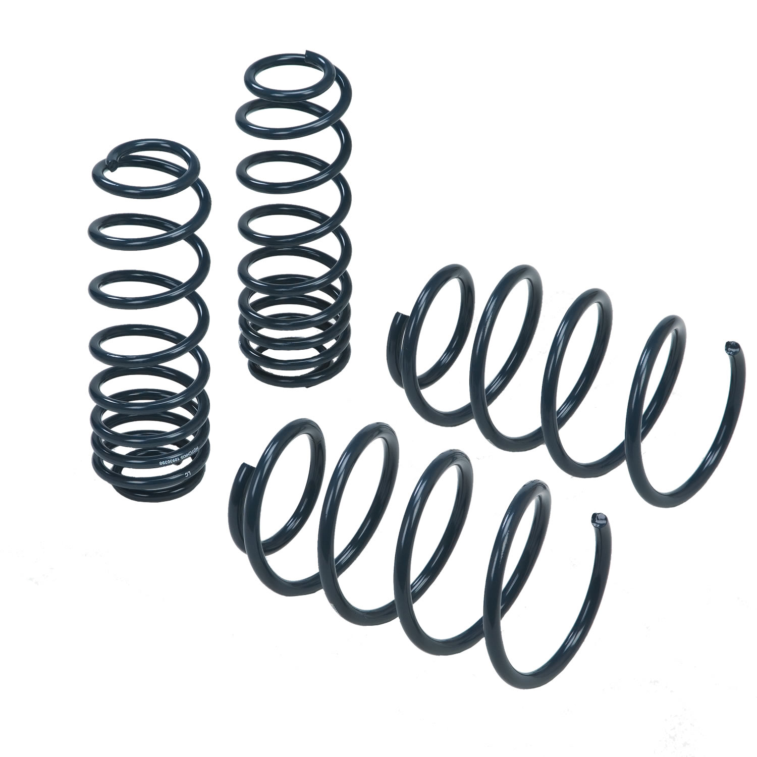 2011-2014 Mustang 5.0L Sport Coil Springs from Hotchkis Sport Suspension