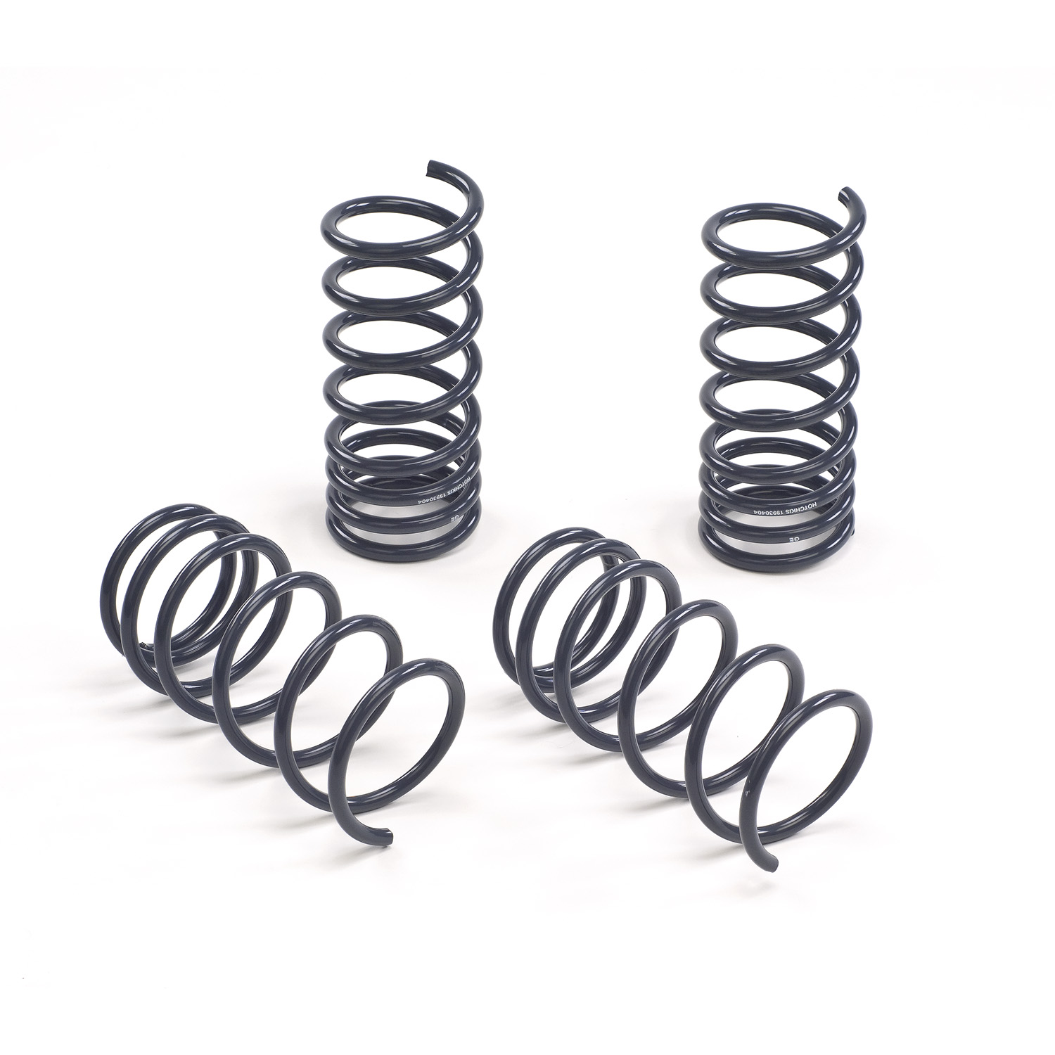 Hotchkis Sport Coil Spring set for 2013 Scion FRS and 2013 Subaru BRZ  lower 1in