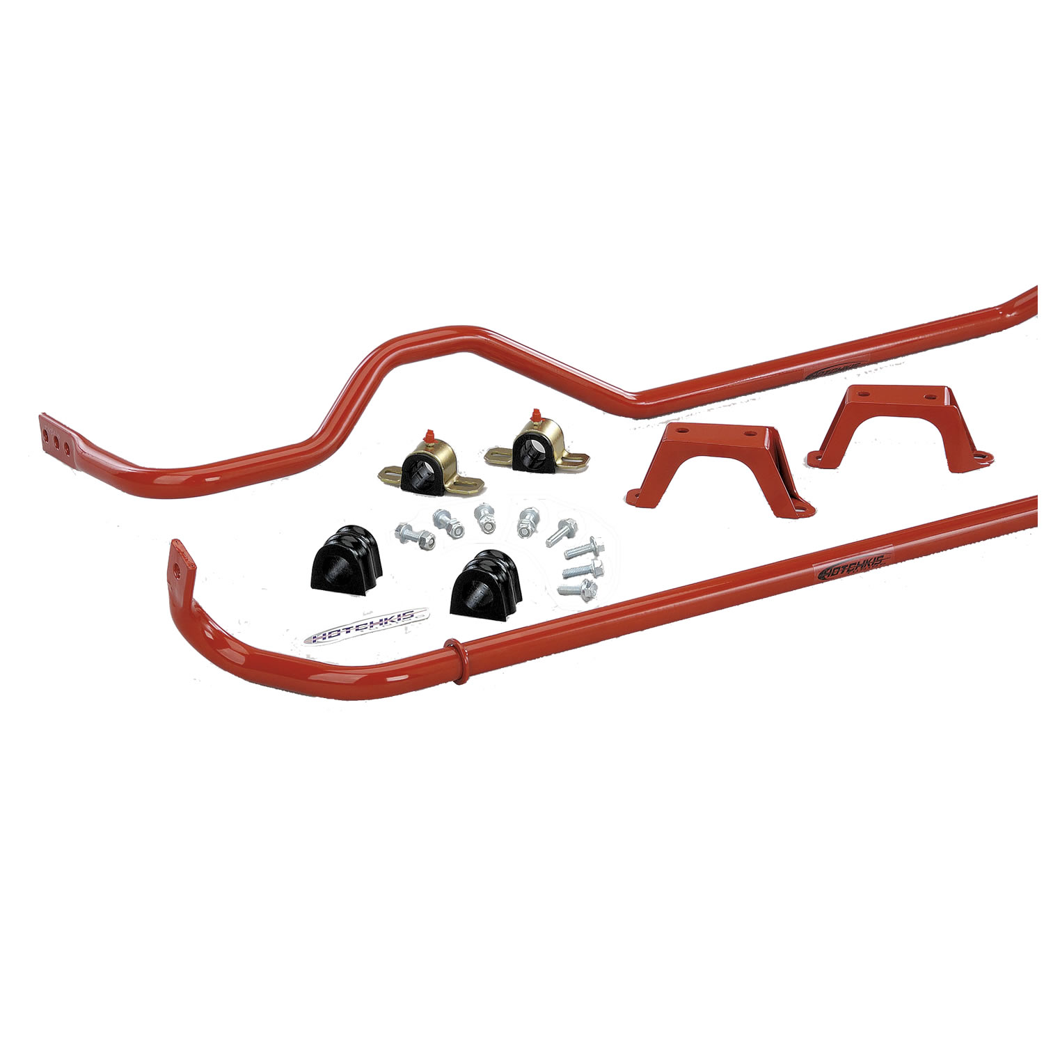 2001-2007 Subaru WRX Sport Sway Bar Set from Hotchkis Sport Suspension