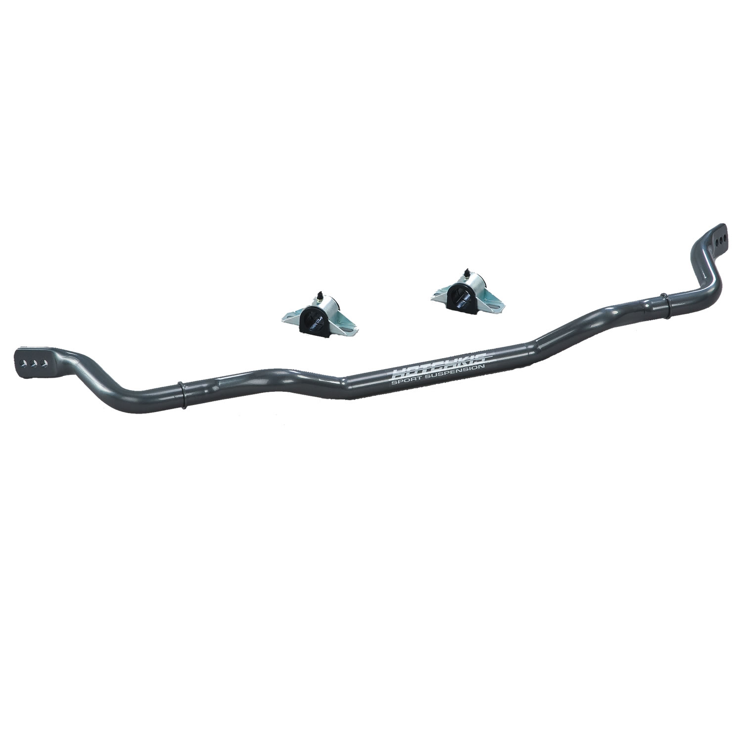 08-11 Mitsubishi EVO X Rear Sport Sway Bar Set by Hotchkis Sport Suspension