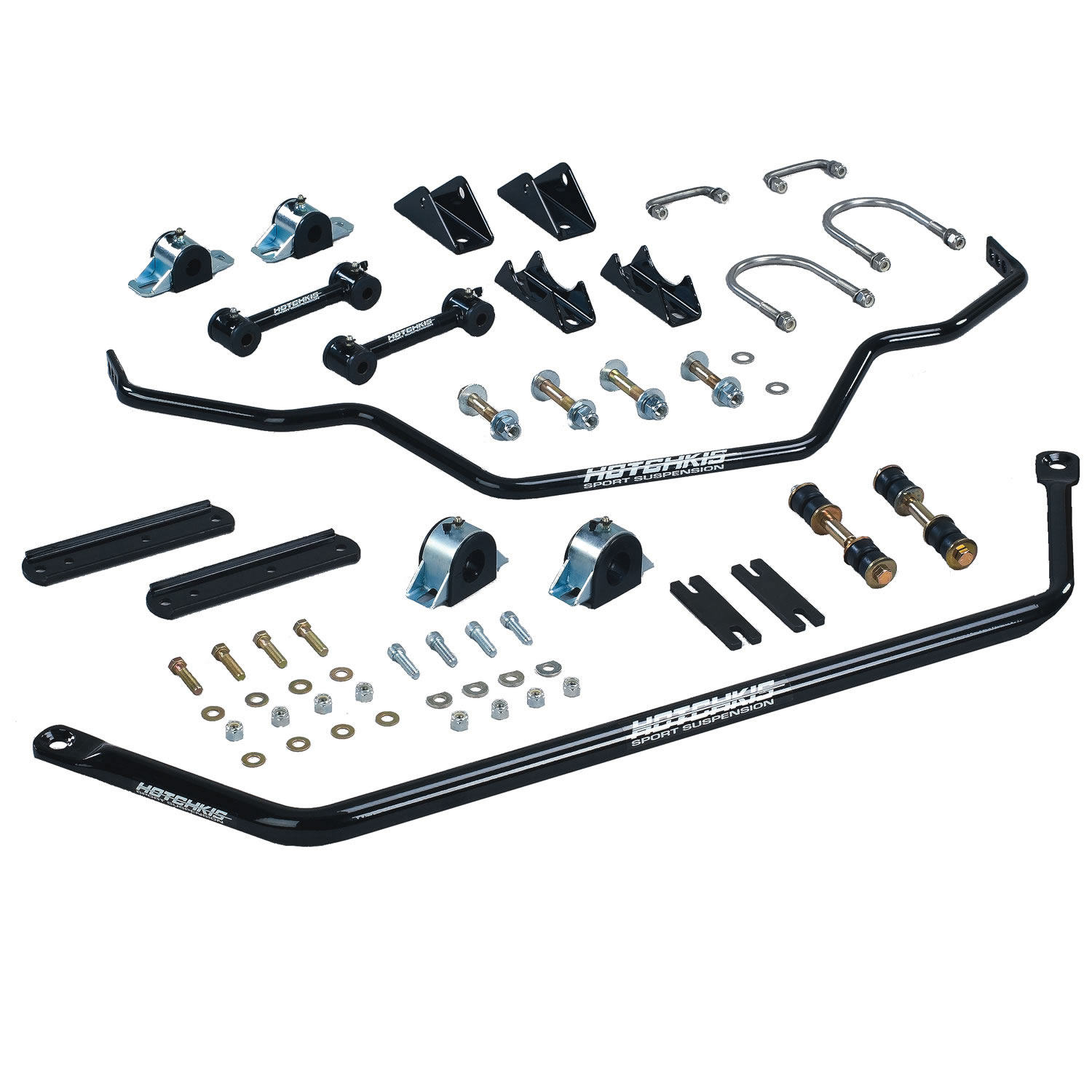 1970-1974 Mopar E Body Sport Sway Bar Set from Hotchkis Sport Suspension