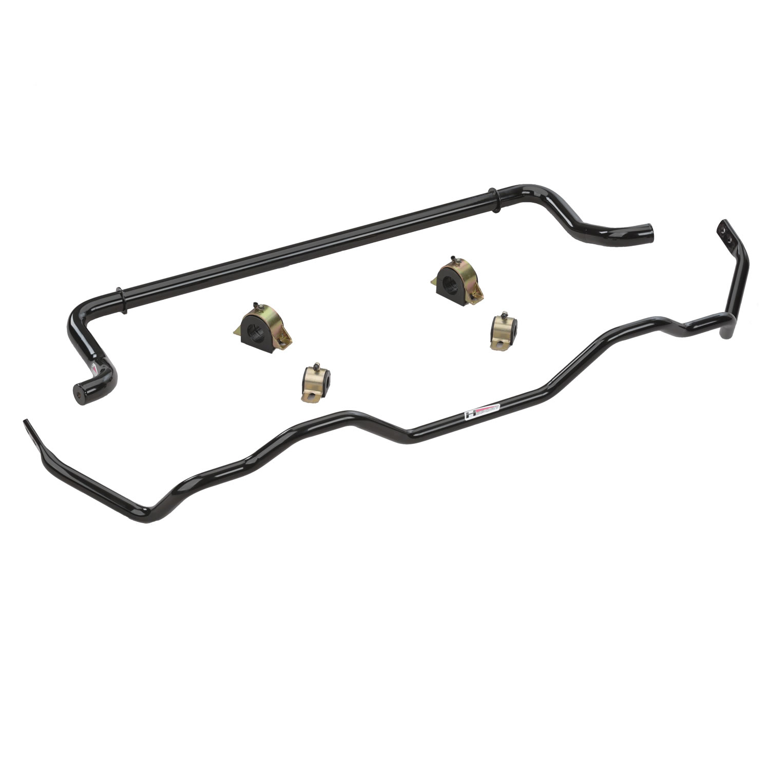 Audi Allroad Sport Sway Bar Set Black from Hotchkis Sport Suspension