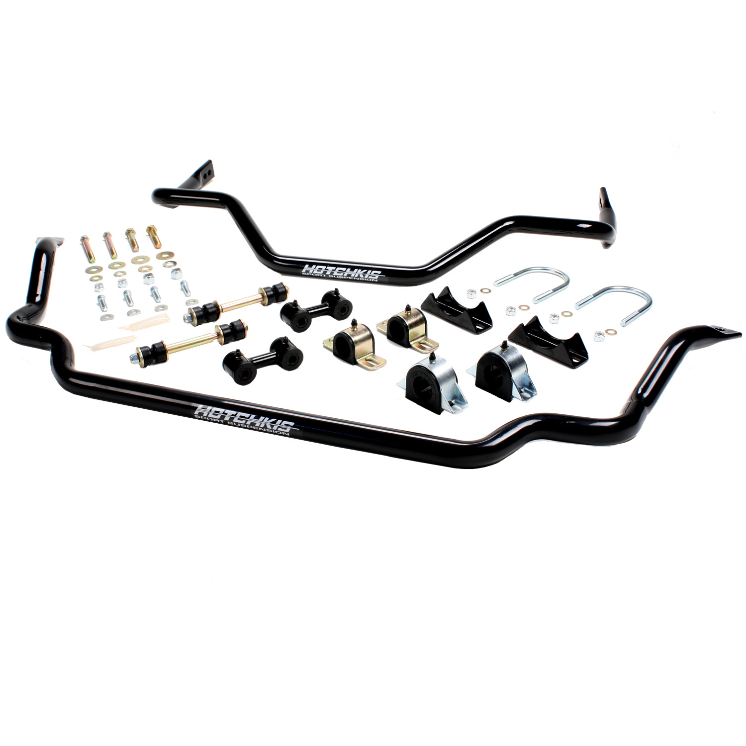 1964-1972 GM A-Body Extreme Sway Bar Set from Hotchkis Sport Suspension