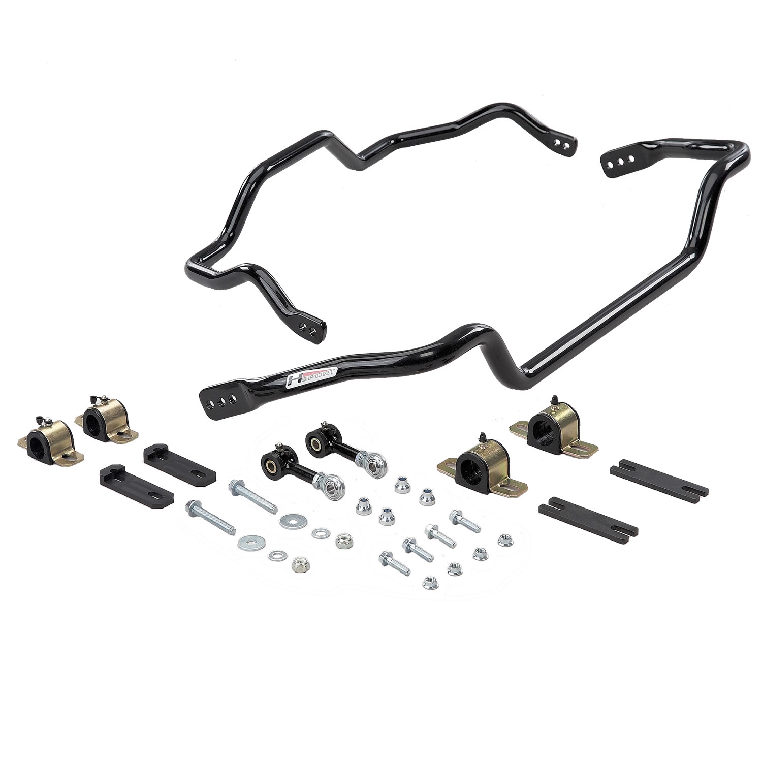 1999-2006 BMW E46 3-Series Sport Sway Bars from Hotchkis Sport Suspension