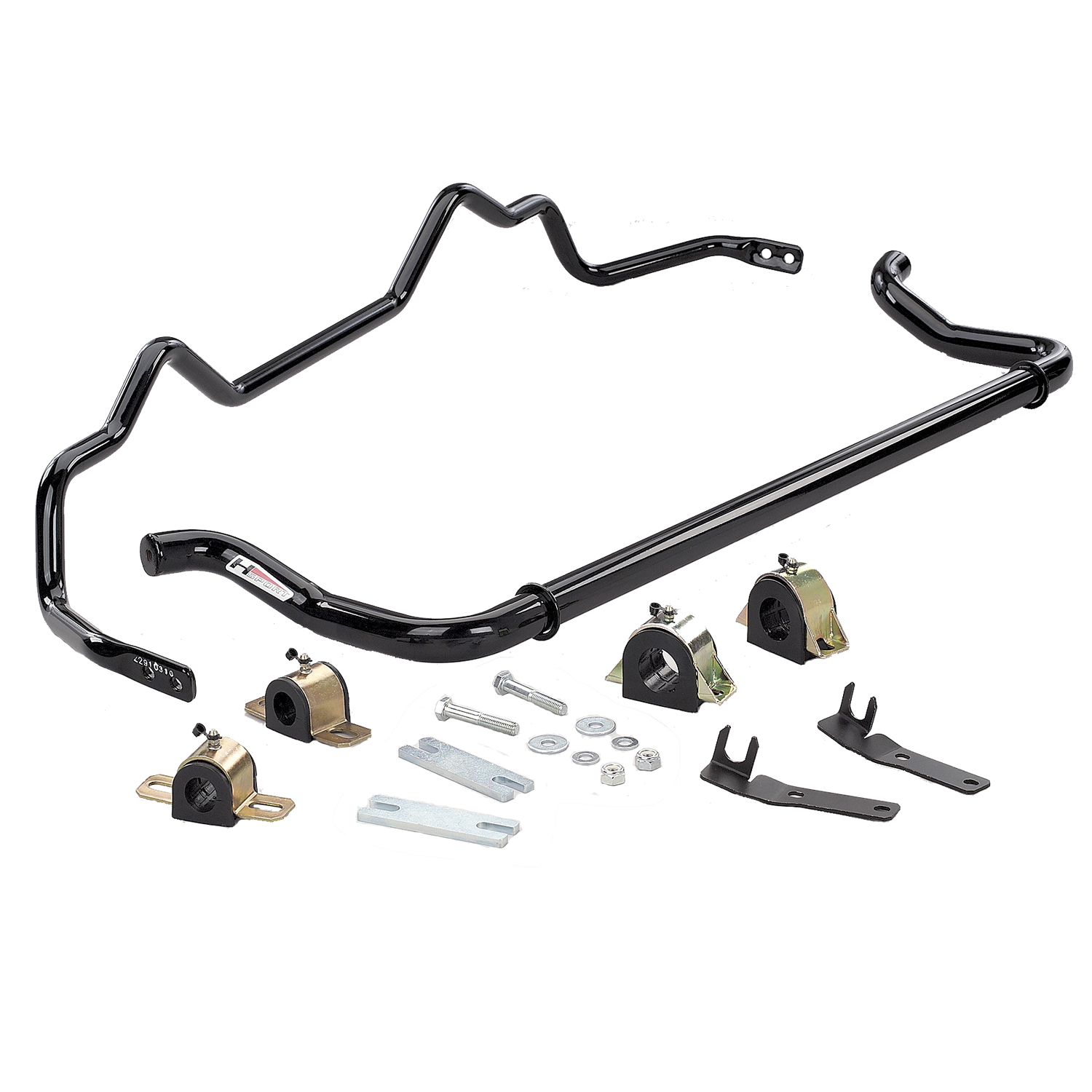 2003-2004 Audi RS6 Sport Sway Bar Set from Hotchkis Sport Suspension