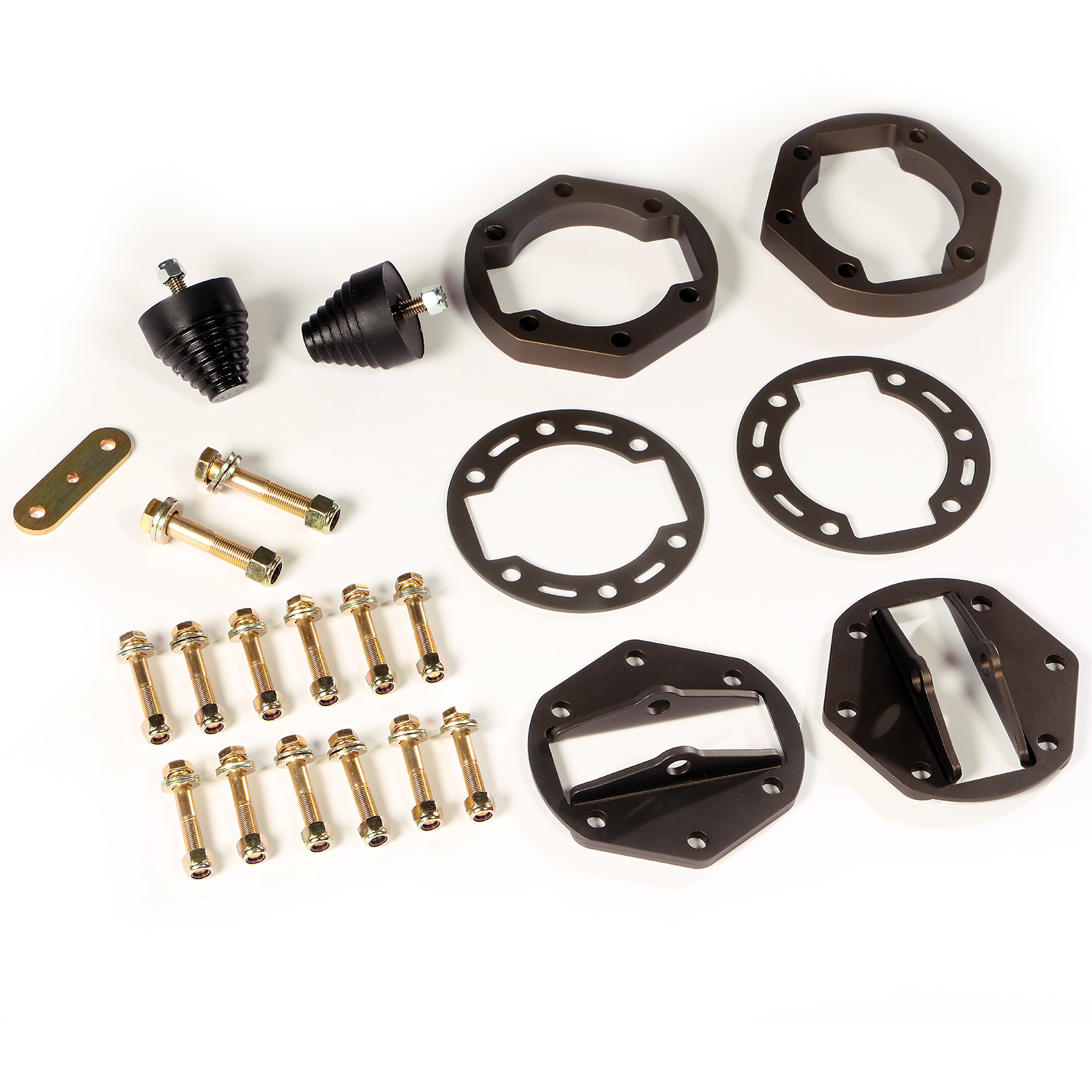 Coil Over Front Mount Kit, 1968-1972 GM A-Body, Chevelle-23002F