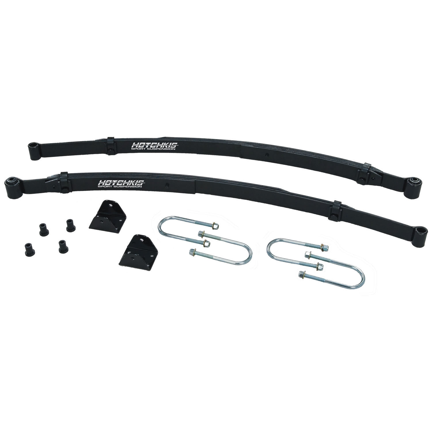 1967-1970 Mopar B Body Geometry Corrected Sport Leaf Springs