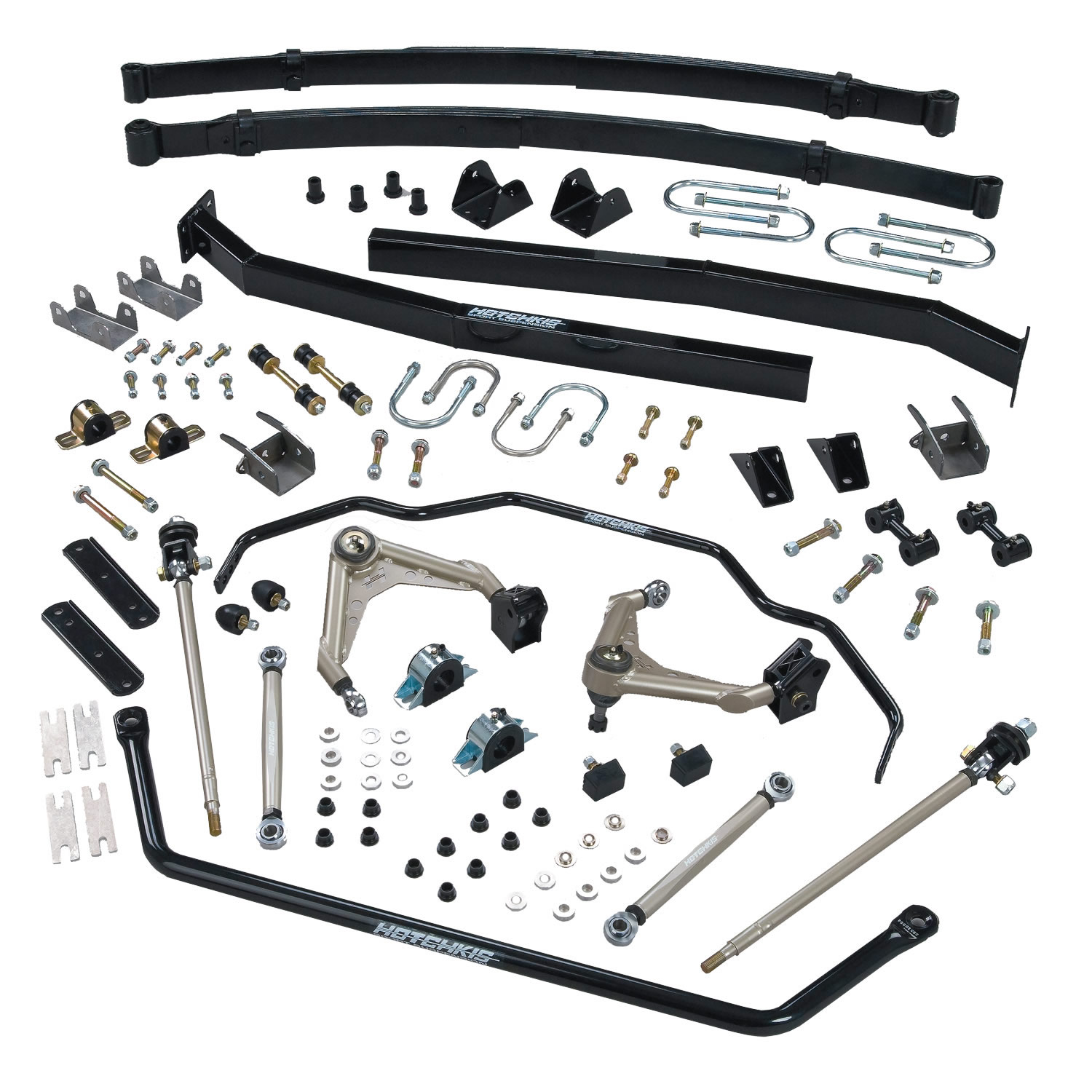 HOTCHKIS SPORT SUSPENSION SYSTEMS PARTS AND PLETE BOLT IN