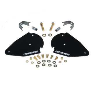 Air Bag Adapter Kit  B-Body  59-64 Chevrolet Bel Air  Biscayne  Caprice  Impala. - Thumbnail Image