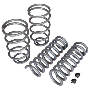 1964-1966 GM A-Body SB Lowering Coil Springs Set (4) 1 in.  Drop - Thumbnail Image