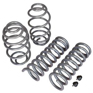 1967-1972 GM A-Body Lowering Coil Springs Set (4) 1 in. Drop Big Block - Thumbnail Image
