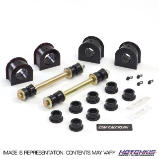 2001-06 BMW M3 Rear Sport Sway Bar Set Rebuild Kit by Hotchkis Sport Suspension - Thumbnail Image