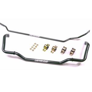 2012+ BMW 3-Series (N55) F30, 2014+ 2-Series F22 and 4-Series F32 Sport Swy Bars - Thumbnail Image
