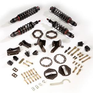 NEW Hotchkis Coilovers, Manual / OE rear end, 4-Pack, 1968-1972 A-Body - Thumbnail Image