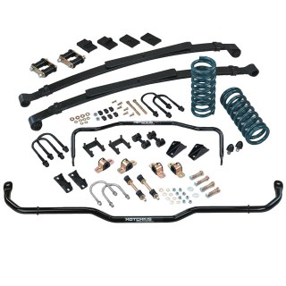 1968-1974 GM X-Body TVS Suspension System w/ Small Block, Chevy Nova, Ventura - Thumbnail Image