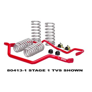 2003-2007 Nissan 350Z Stage 1 TVS Suspension System . Springs and Sway Bars. - Thumbnail Image