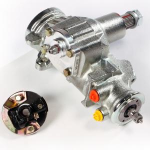 64-76 GM (Flare) 12:1 Ratio Steering Gear 13/16-36 Spline Input Firm Handling - Thumbnail Image